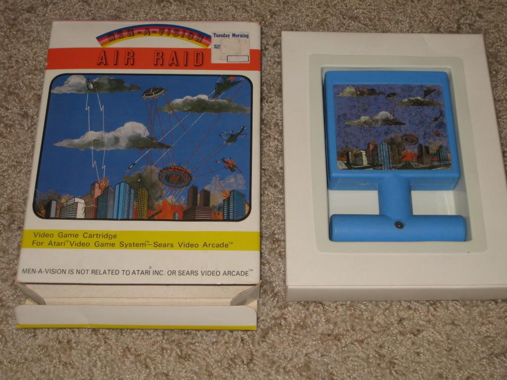 Air Raid box